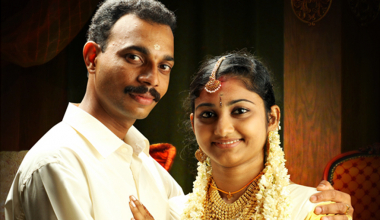 Anoop-and-Neethulekshmi-Wedding–Together-for-ever