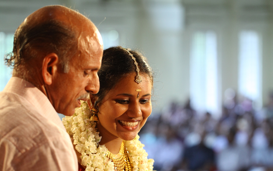 Greeshma-and-Hareesh-Wedding--Father-and-daughter